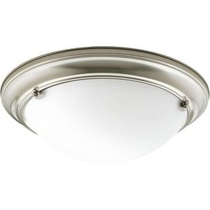 Progress Lighting 60W 2-Light 120V Medium Incandescent Ceiling Light PP3561