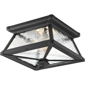 Progress Lighting 60W 3-Light Medium Flush PP6023