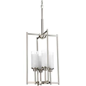 Progress Lighting Alexa 4 Light 100W Pendant PP3977
