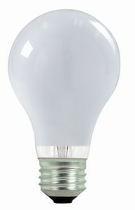 Satco 430 Lumen 120 V Halogen Bulb in Soft White SS2405