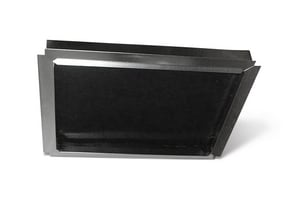 Lukjan Metal Products 24 x 6 in. Return Air Box SHMRAB1424U
