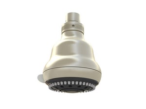 PROFLO® 2 gpm 5-Function Showerhead in Brushed Nickel PF05368BN