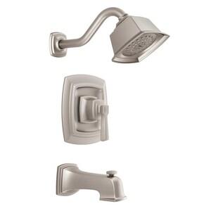 Moen Boardwalk™ 1.75 gpm Tub and Shower Trim (Trim Only) M82830EP