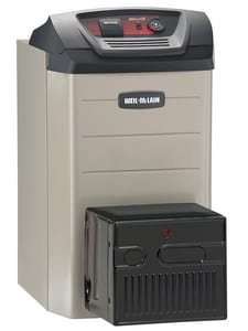 Weil Mclain Ultra™ Oil Ultra Oil Boiler with Circulator W386901003