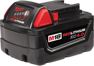 Milwaukee M18™ Extended Capacity Lithium-Ion Battery M48111840
