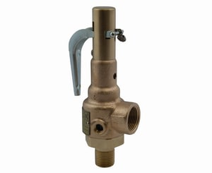3/4 x 1 in. Threaded Bronze Relief Valve A19KEDK