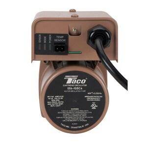 Taco 115V Circulator Pump T006IQBC4