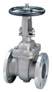 FNW 300# Flanged Stainless Steel Flanged Gate Valve FNW452A
