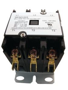 Supco 30A 3-Pole Contactor SDP301203