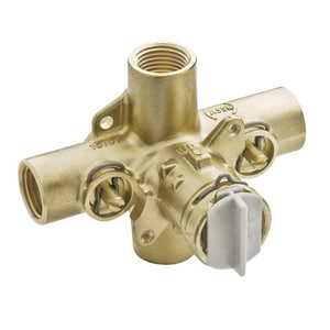 Moen Posi-Temp® Tub and Shower Valve with Single Handle MFP62390