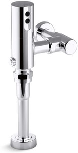 Kohler Tripoint™ 0.5 gpf Retrofit Flushometer for Urinal in Polished Chrome K7537-RF-CP