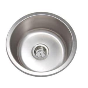 PROFLO 18-3/8 Round Undercounter Stainless Steel Sink PFUC405