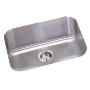 PROFLO® 23 x 17-3/4 in. Single Bowl Under-Mount Stainless Steel Sink PFUC301