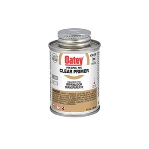 Oatey Primer in Clear O3075