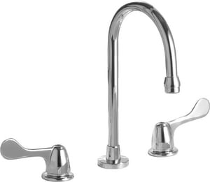Delta Faucet HDF Commercial® Double Wristblade Handle Widespread Lavatory Faucet D3579LFWFLGHDF