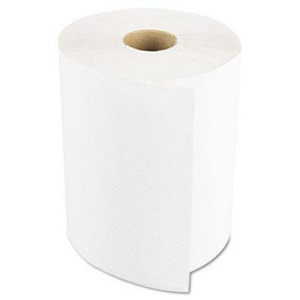 White Hardwound Roll Towel (Case of 6) BWK6254