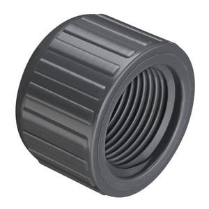 Threaded Schedule 80 PVC Cap S848