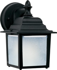 Maxim Lighting International Side Door 13 W 1-Light GU24 Fluorescent Wall Mount Outdoor M86924