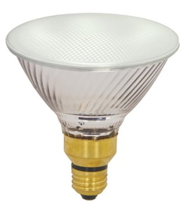 Satco 39W PAR38 Dimmable Halogen Light Bulb with Medium Base SS4211