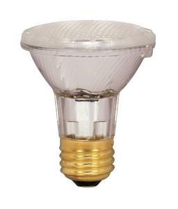 Satco PAR20 Dimmable Halogen Light Bulb with Medium Base SS2232