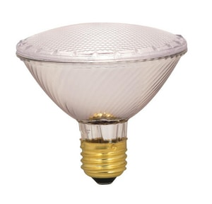 Satco 60W PAR30 Short Neck Dimmable Halogen Light Bulb with Medium Base SS2237