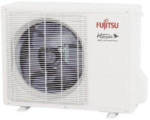 Fujitsu Halcyon™ HFI 15 MBH R-410A 21.5 SEER Floor Mount Outdoor 1.25 Ton Mini-Split Heat Pump FAOU15RLS2H