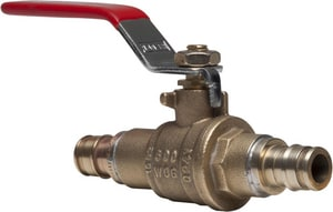 Sioux Chief Full Port Ball Valve S648WG3FP