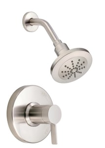 Danze Amalfi™ 1.75 gpm 2-Hole Pressure Balancing Shower Trim with Single Lever Handle DD501530T