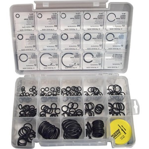 Lincoln Products® Boxed O-Ring Kit with Silicone Grease 216 Pieces LIN110160