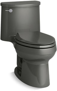 Kohler Adair® Elongated Toilet with Left-Hand Trip Lever 1-Piece K6925