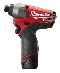 Milwaukee 12V Hexagon Impact Drive Kit M245322