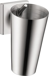 AXOR Wall Mount Tumbler in Polished Chrome AX42734000