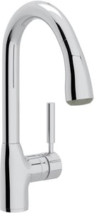 Rohl Modern Lux™ 1-Hole Pull-Down Deckmount Bar Faucet with Single Lever Handle RR7505S2