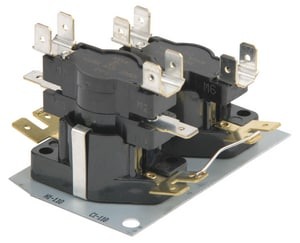 White Rodgers 2 Time 3 Switch Electric Heat Sequential W24A345