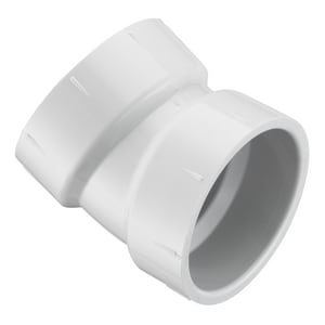 Spears Manufacturing Hub PVC DWV 22-1/2 Degree Elbow SP324