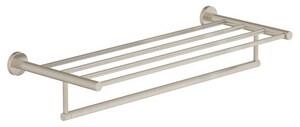 Symmons Industries Dia® Single Rail Towel Bar with Shelf SYM353TS22