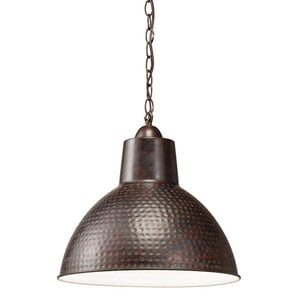 Kichler Lighting Missoula 100W 1-Light Pendant Lamp KK78200