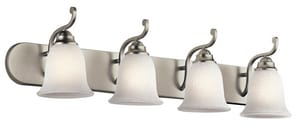 Kichler Lighting Camerena™ 4-Light Bath Light KK45424