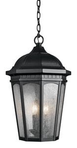 Kichler Lighting Counrtyard™ 3-Light Outdoor Pendant KK9539