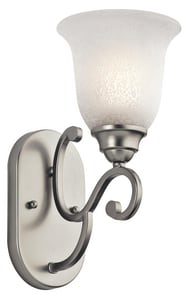 Kichler Lighting Camerena™ 100W 1-Light Wall Sconce KK45421
