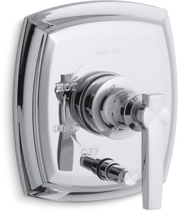 Kohler Margaux® Tub and Shower Trim with Push-Button Diverter KT98759-4