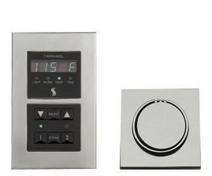 Thermasol Recessed Control Kit TSEMRNTS