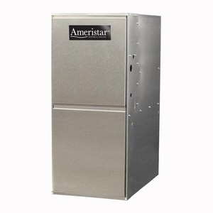 Ameristar Heating & Cooling M951P Series 17-1/2 in. 60000 BTU 95% AFUE 3 Ton Single-Stage Upflow and Horizontal Left 1/3 hp Natural Gas Furnace IM951P060BU36AA
