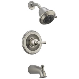 Delta Faucet Leland® Tub and Shower Trim with Single Lever Handle (Trim Only) DT14478SHCCER