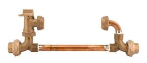 Ford Meter Box 5/8 x 3/4 Lineset Deep x Deep Strh FLSV11233W115NL