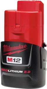 Milwaukee Redlithium Li-ion Comp Battery M48112420