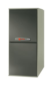 Trane XC95M 17-1/2 in. 96% AFUE 3 Tons Modulating Variable Speed Downflow and Horizontal Right 1/2 hp Natural/LP Gas Furnace TTDHMBACV3VB