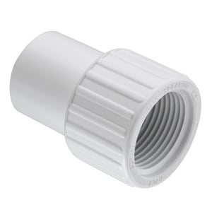 Spigot x Female Schedule 40 PVC Adapter S478