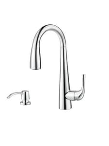 Pfister Alea™ 1.8 gpm Single Lever Handle Bar Faucet PGT72AL