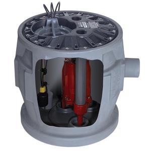 Liberty Pumps 12 Amp Grinder System LP382XPRG101